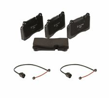 VW Touraeg Front Brake Pad Set + Sensors NewParts Premium Ceramic 7L6698151G