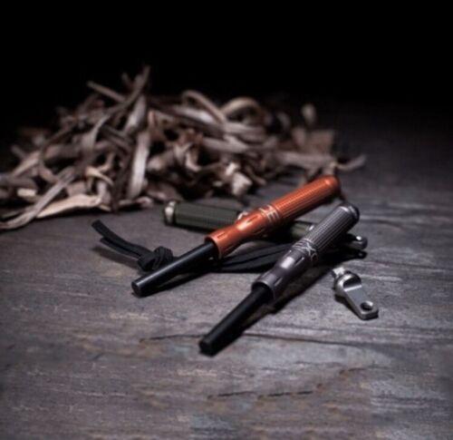 Flint And Steel Rod Waterproof