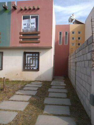 # Casa en Paseos de Chavarría, 2 pisos, 2 recámaras, Mineral de la Reforma, Hidalgo.