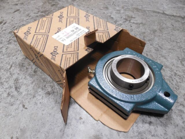 2.9375 2 15//16 roller DODGE Take-Up Ball Bearing Unit Top Angle NEW