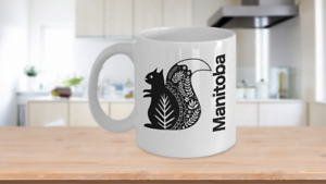 Manitoba-Mug-White-Coffee-Cup-Gift-for-Canadian-Province-Travel-Nordic-Squirrel