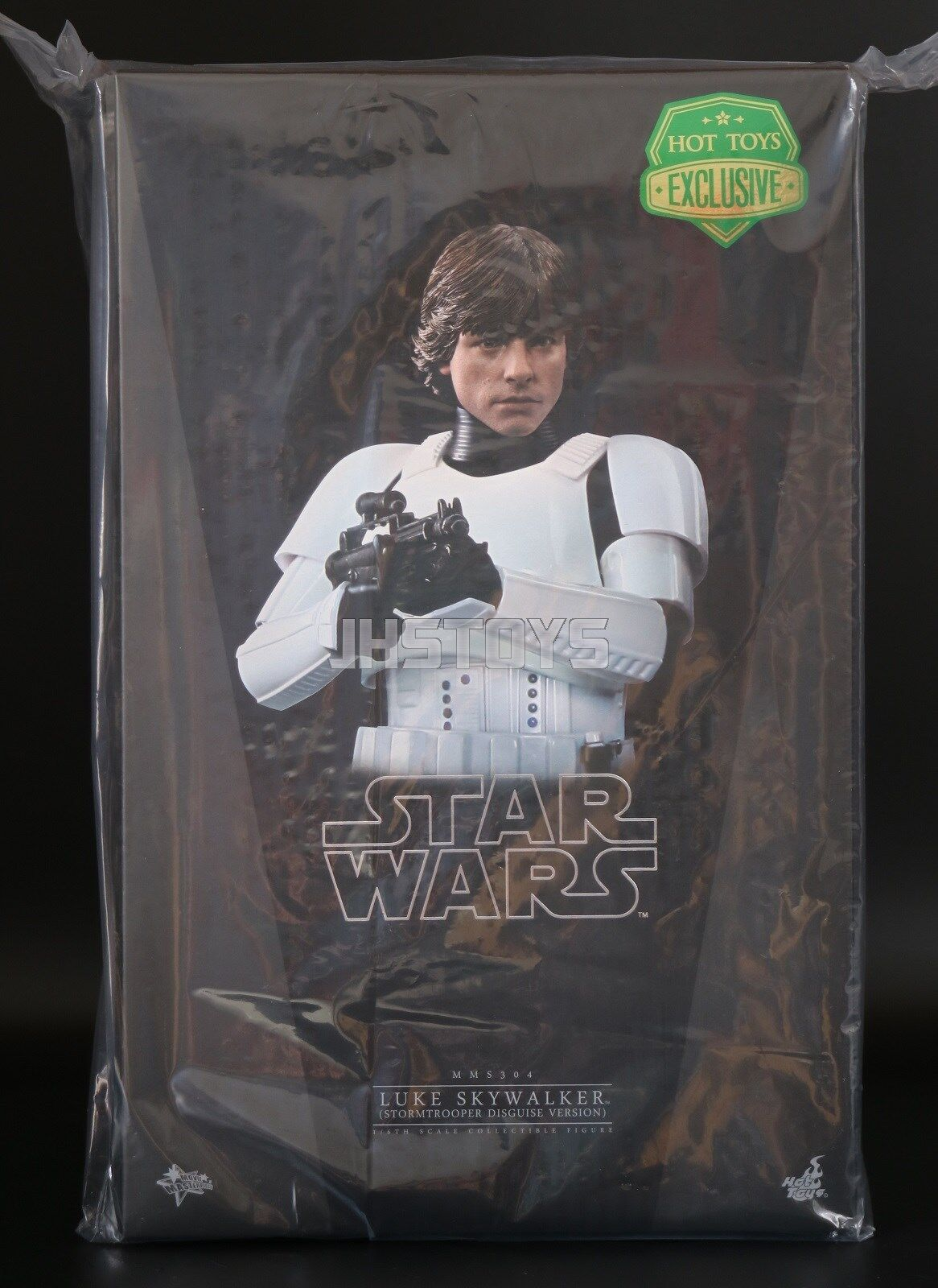 Hot Toys 1/6 Star Wars Episode IV 4 Luke Skywalker Stormtrooper Disguise MMS304