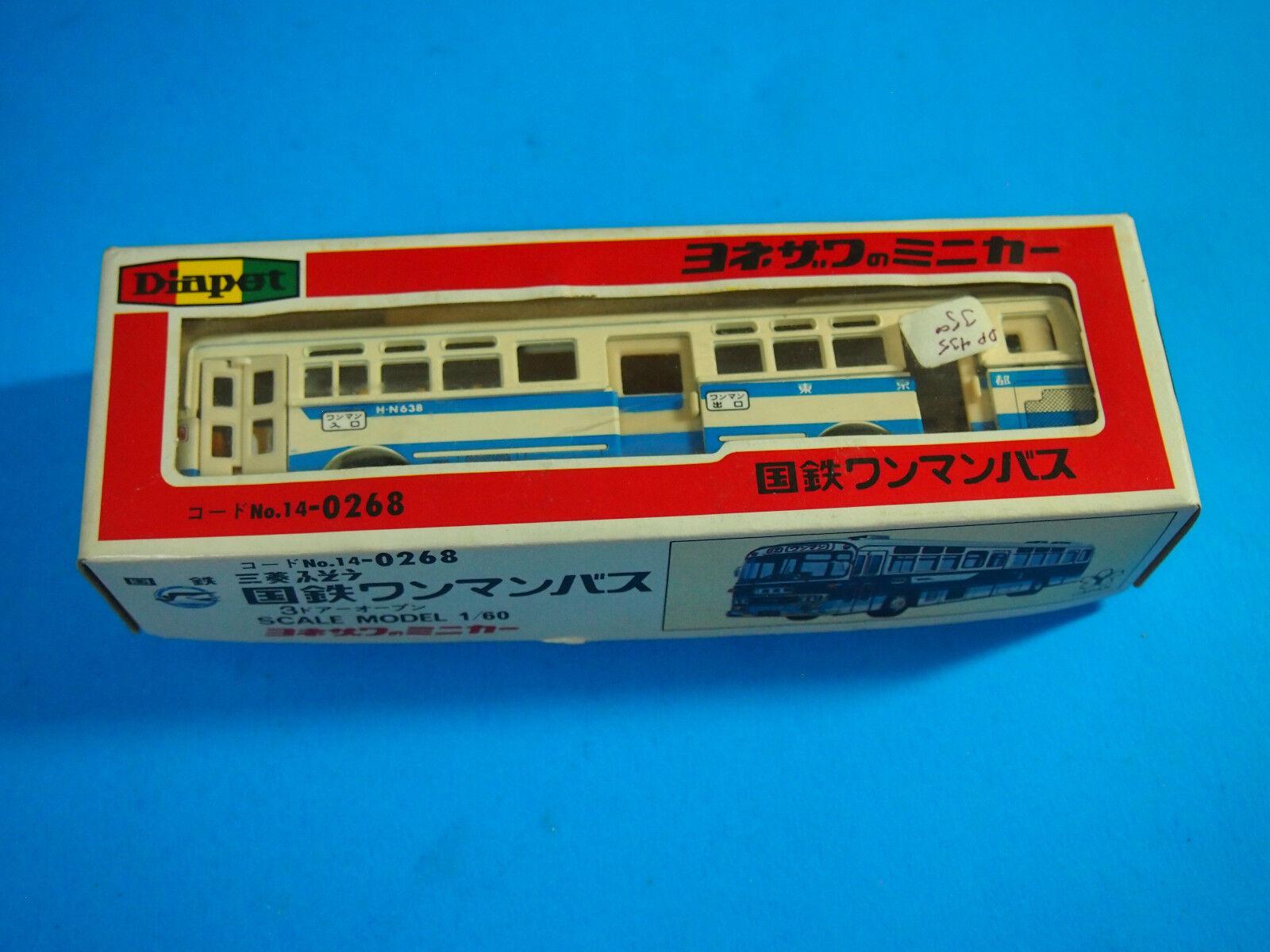 Diapet n°14-0268 Mitsubishi Fuso Bus made in japan  1 60 inbox