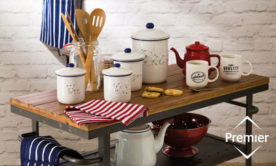 Up to 40% Off Premier Housewares