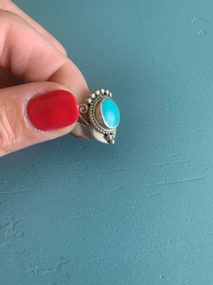 Ring, sølv