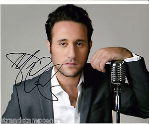 "Anthony Costa - Colour 10""x 8"" Signed Photo - UACC RD223"