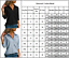 Womens-V-Neck-Button-Blouse-Ladies-Casual-Long-Sleeve-T-Shirt-OL-Tops-Tee-Shirts thumbnail 9