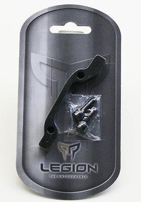 Rahmen IS160 mm auf Bremse PM180 mm NEU Legion Adapter für Scheibenbremse