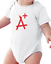 Infant-creeper-bodysuit-romper-t-shirt-A-A-Plus thumbnail 8