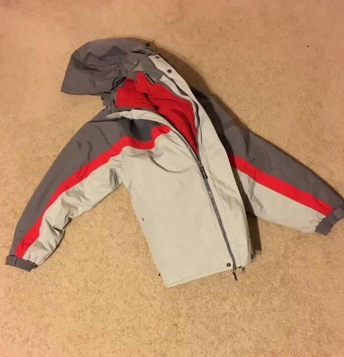 Quest Winter Jacket with Removable Down