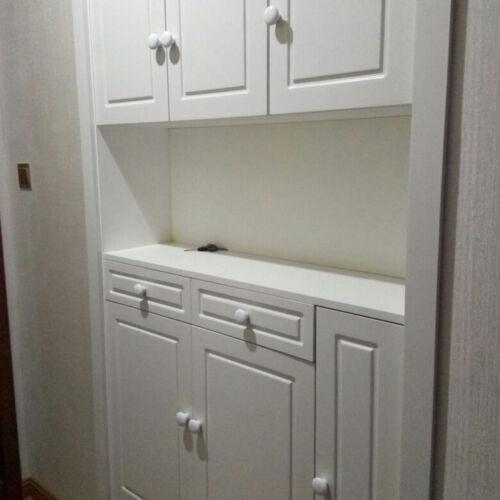 Ceramic Door Knobs Door Cupboard Kitchen Cabinet Drawer Handles Pulls