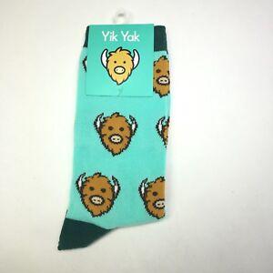 YIK-YAK-Novelty-High-Socks-Unisex-Collectible-New