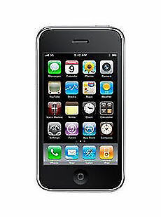1 of 1 - Apple iPhone 3GS - 16GB - White (Unlocked) Smartphone