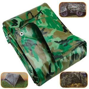 Bache-Camouflage-Polyethylene-style-Militaire-2x3m-6-m-Chasse-Peche-Camping