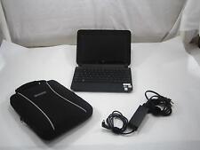 Compaq Mini CQ10-688NR Netbook Laptop Atom 1.66GHz 250GB HD 1GB RAM Windows 7