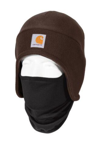 Carhartt or fleece beanie Authentic Men/'s Force Helmet Liner Masks 2 in 1