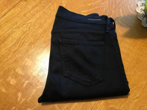 Coh Meget Skinny Jeans Avedon 30 29 Sort Slick Nice Stretch Euc X rvT1rqAwn