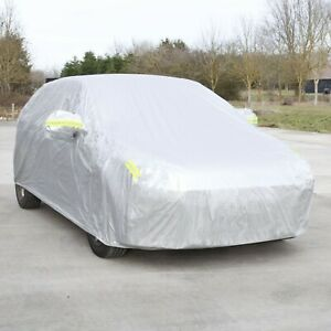 Winter Car Cover Hyundai i10 Breathable Water Resistant UV Snow Rain Dust Small