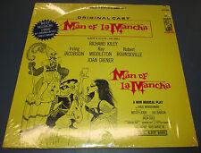"Vintage Music Vinyl Record Album ""Man of La Mancha"" Original Cast"