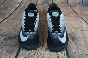 Details about Nike WMNS Air Zoom Elite 9 Women Running Shoes BlackWhite Grey 863770 001 Sz 10