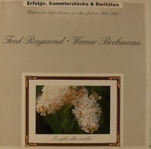 fred-raymond-werner-bochmann-erfolge-Sammlerstuecke-amp-raritaeten-do-lp-foc-h779