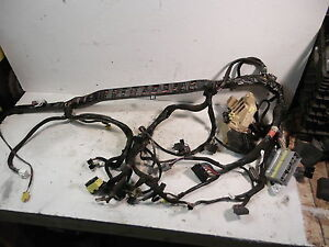 [DIAGRAM_38EU]  02 dodge durango slt 4x4 under dash wiring harness w / fuse panel | eBay | Dodge Durango Wiring Harness |  | eBay