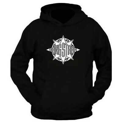 Gangstarr Naughty by nature Tribe called quest hip hop krs dmc big l HOODIES
