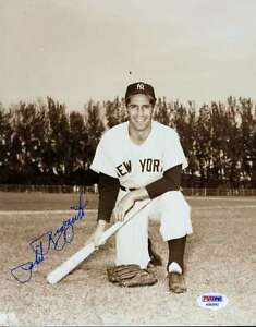 Phil-Rizzuto-Psa-dna-Signed-Certified-8x10-Photo-Authentic-Autograph