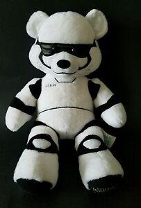 Star Wars Storm Trooper Plush Stuffed Bear The Force Awakens 18 Inch Toy BAB