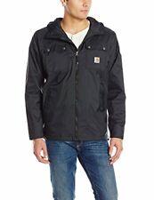 Choose SZ//color Carhartt Men/'s Rockford Rain Defender Jacket