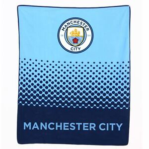 Manchester-City-FC-Grand-Couverture-Polaire-Neuf-amp-Officiel-Homme