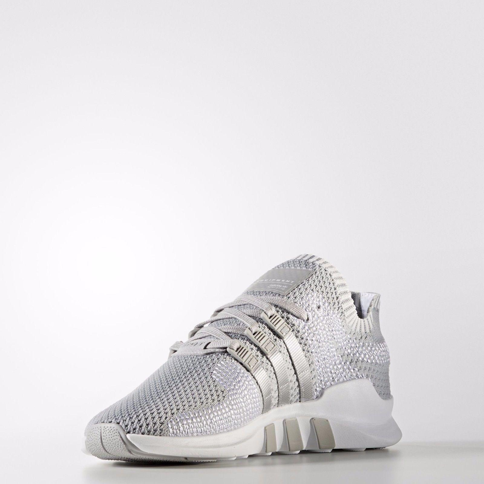 0de3dd7fd7071 Adidas EQT EQT EQT Support ADV PK Primeknit Running shoes Grey White Sz 11.5  BY9392 cb9f4b