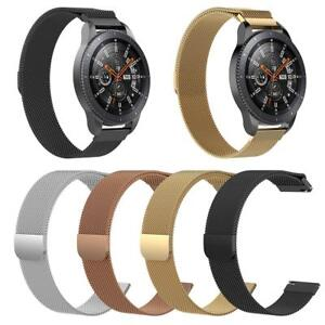 22-20mm-Milanese-Magnetic-Loop-Wristband-Strap-for-Samsung-Galaxy-Watch-46-42mm