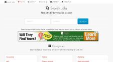 Job Search Engine Website