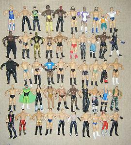 WWE-Wrestling-Figura-De-Accion-Serie-Clasico-Serie-Deluxe-Tna-Impacto-Mattel