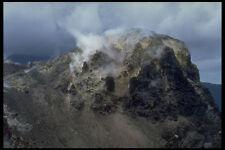735022 Top Of Krakatoa Volcano Indonesia A4 Photo Print