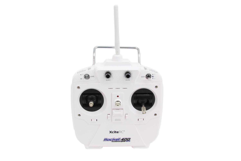 Emisor 2.4Ghz Cohete 400 GPS Mode 1