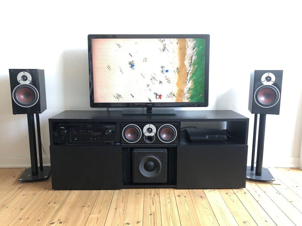 3.0 højttalersæt, Dali, Zensor