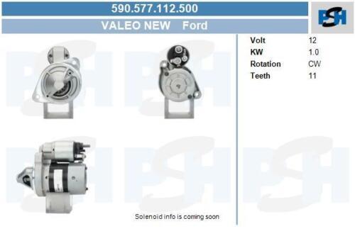 Valeo Anlasser für Startanlage 590.577.112.500