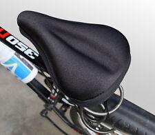 Ciclo bici bicicletta mountain RACING HYBRID GEL MORBIDO SEAT SADDLE COVER Cuscino Nuovo