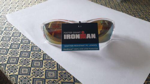 FOSTER Grant Iron Man Occhiali da sole caso libero veloce firmato per post
