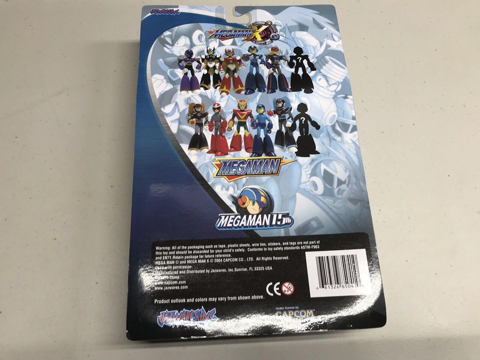"""Mega Man Napalm Bomb Bomb Bomb Mega Man 6"""" Action Figure 36259c"""