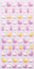 Cute Kawaii Puffy Alpaca Llama Japanese Stickers Alpacasso Arpakasso Stationery