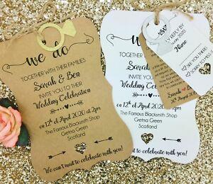 Rustic Wedding Invitation Bundle Shabby Chic Rustic Vintage We