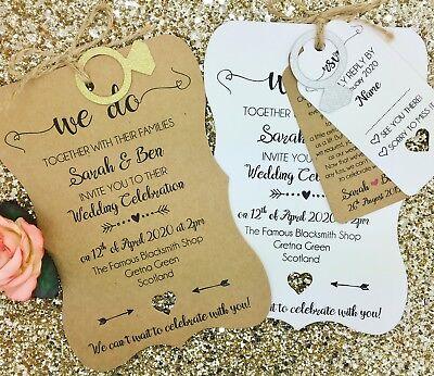 Cerca Voli Rustic Matrimonio Invito Bundle, Shabby Chic, Rustico, Vintage, Facciamo-mostra Il Titolo Originale Ultimi Design Diversificati