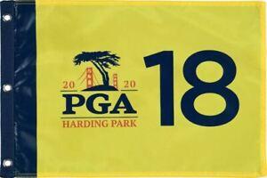 2020-PGA-Championship-Official-Pin-Flag-at-TPC-Harding-Park-San-Francisco