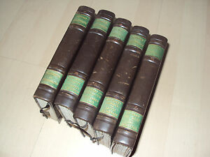 5-volumes-relies-cuir-GEORGES-COURTELINE-10-oeuvres-editions-litteraires