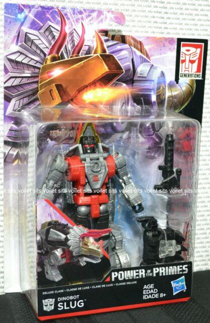 Hasbro Transformers Generations Power Of The Primes Deluxe Figure Dinobot Slug