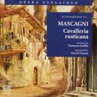 An Introduction To Cavalleria Rusticana (Gelesen in Englisch) (2004)