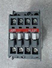 Abb Nl22e 86 Control Relay 2no 2nc 110vdc Coil 16a 60 Day Warranty